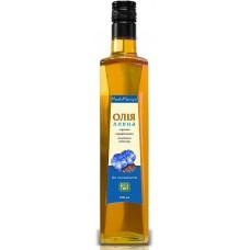 Льняное масло 0,5 л ТМ Масломания