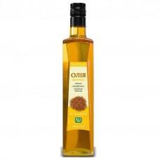 Горчичное масло 0,5 л ТМ Масломания